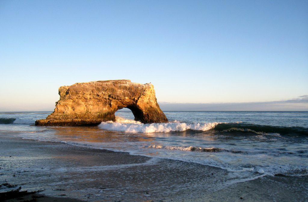 Natural Bridges - Santa Cruz, California