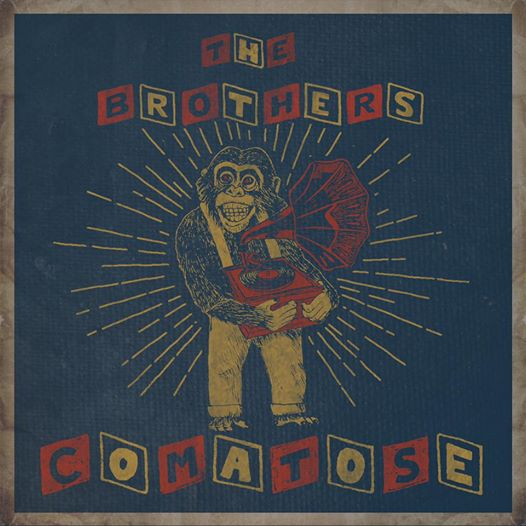 THE BROTHERS COMATOSE – THE COVERS, VOL. 2 EP