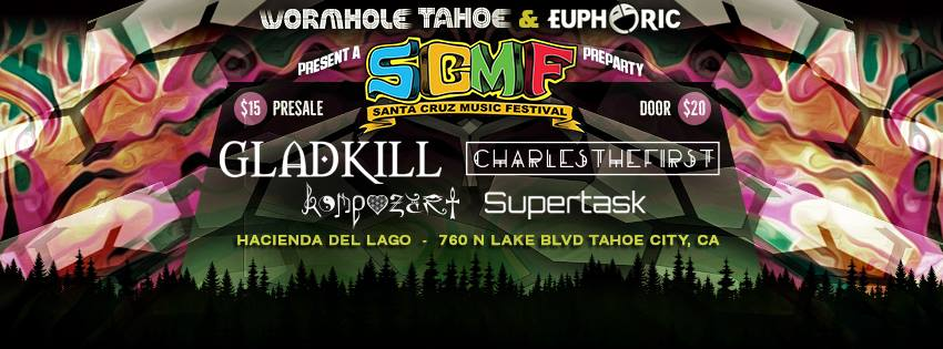 Official SCMF Pre-Party ft. Gladkill, CharlestheFirst + More