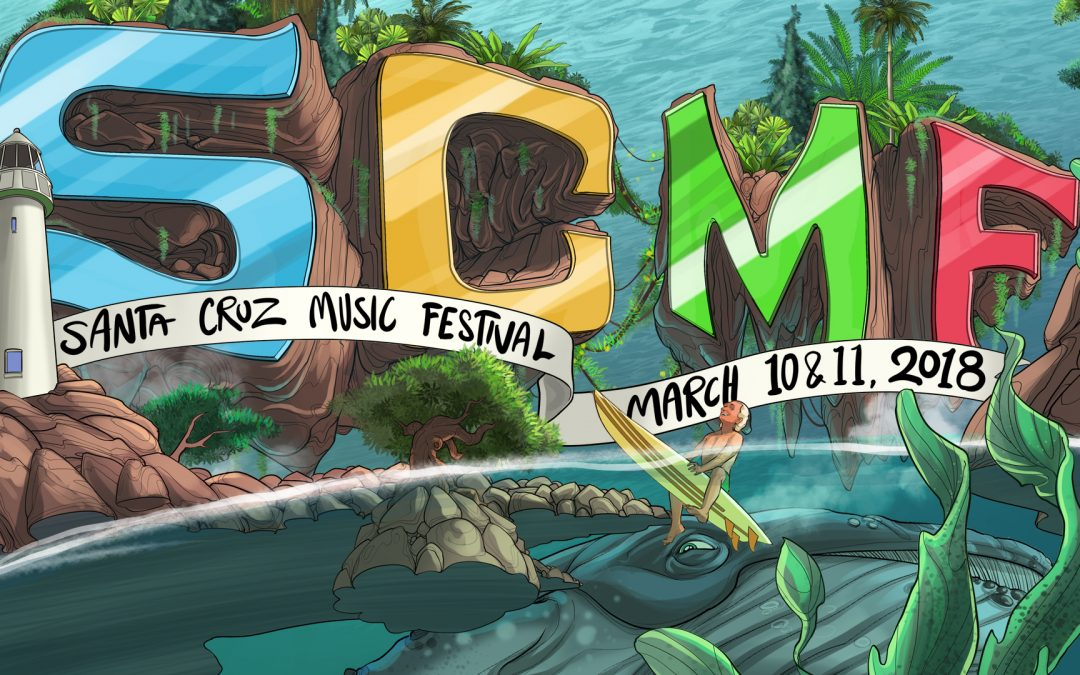 Santa Cruz Music Festival 2018