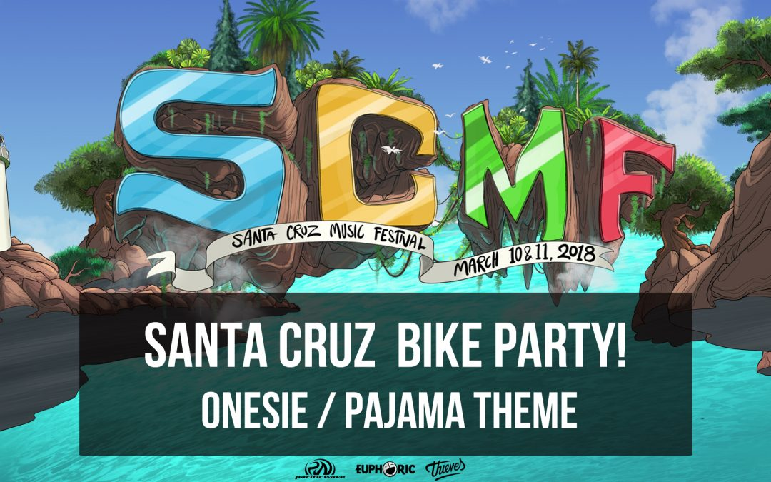 SC BIKE Party – Santa Cruz Music Festival 2018