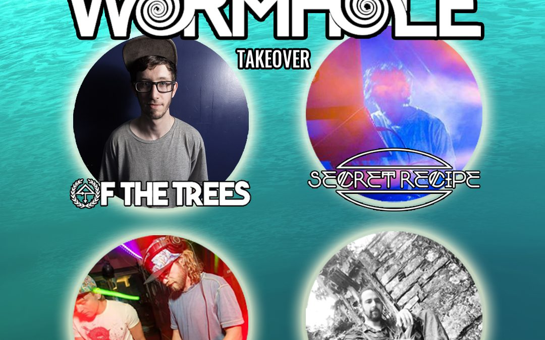 Wormhole Takeover – Santa Cruz Music Festival 2018
