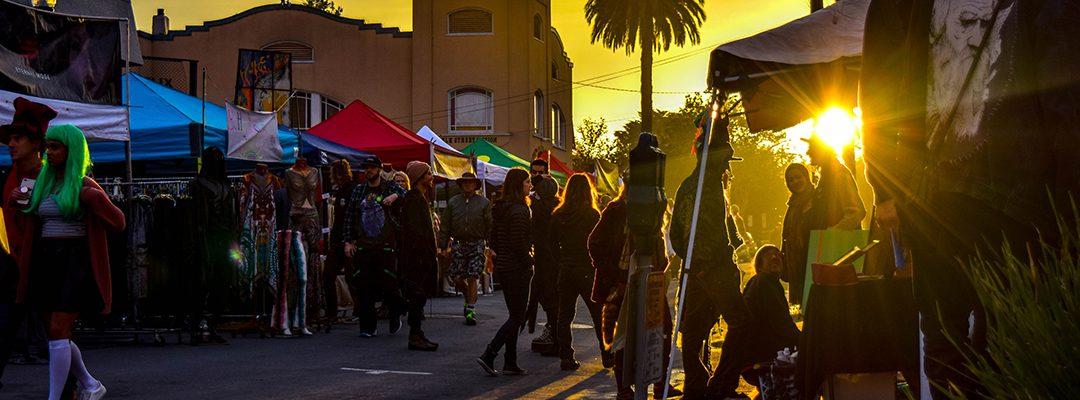Photos: Allegra Menniti – Santa Cruz Music Festival 2018